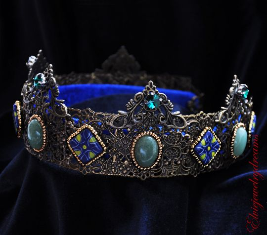 RAFFAELE - Mens crown