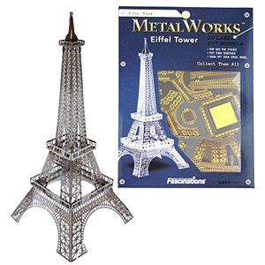 Metal Earth MetalWorks - Eiffel Tower, Paris France
