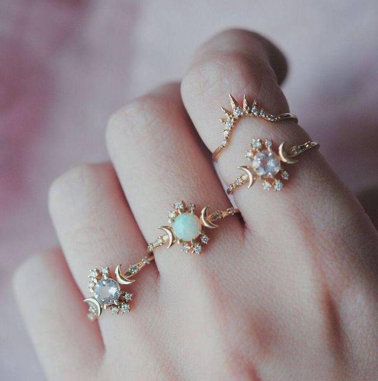 Andromeda Ring SOFIA ZAKIA