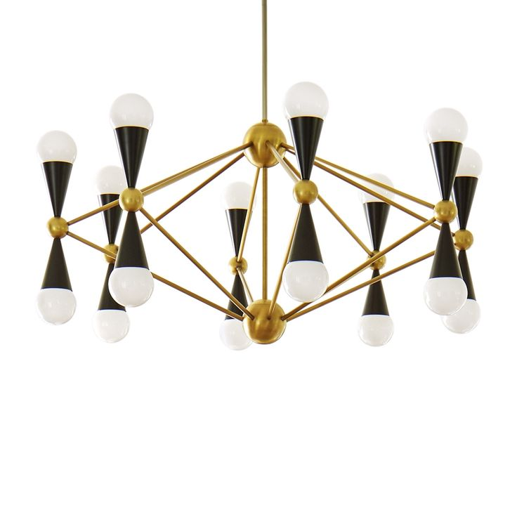 Shop Jonathan Adler  21330 Caracas 16-Light Chandelier at The Mine. Browse our chandeliers, all with free shipping and best price guaranteed.