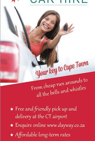 DAYWAY CAR HIRE Brochure