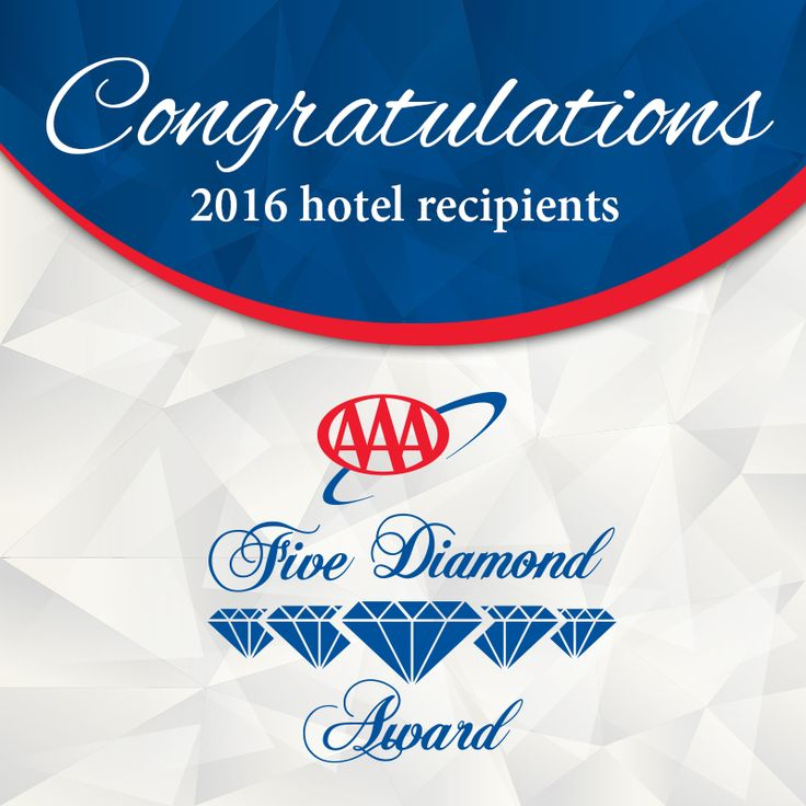 Congratulations To The 118 Aaa Five Diamond Hotels For 2016 See Who Made List