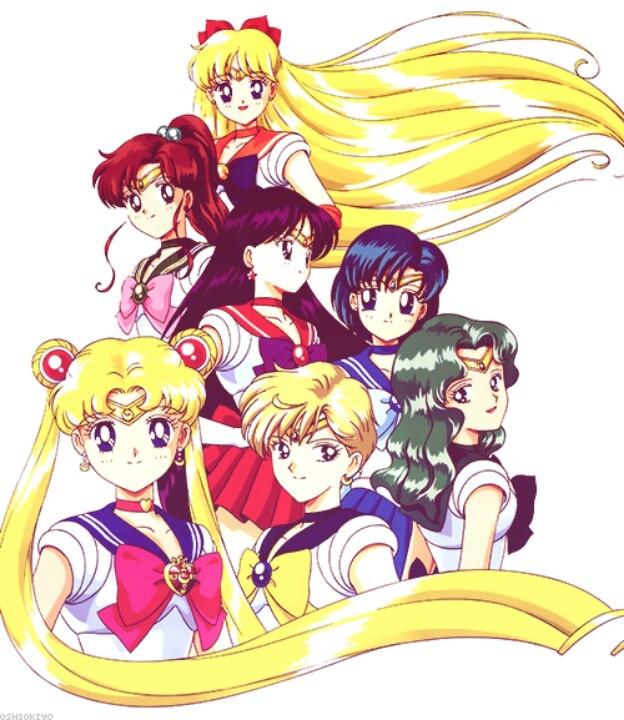Sailor Moon S Fanart