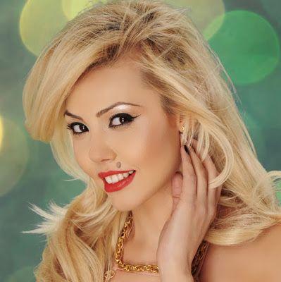 Cele mai frumoase fete de pe net - Denisa Raducu