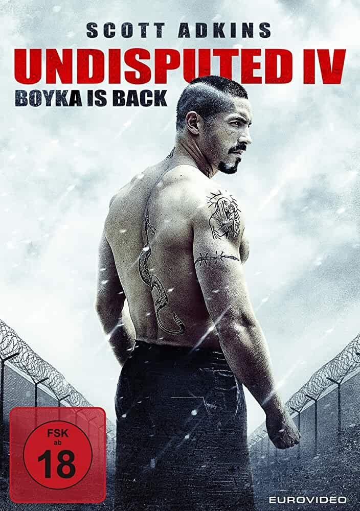 Boyka Undisputed Now Out Of Prison Tony Scott Amblin Entertainment Caine Michael