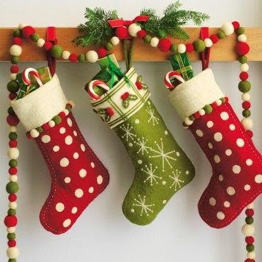 94 best Christmas Stockings images on Pinterest La la la