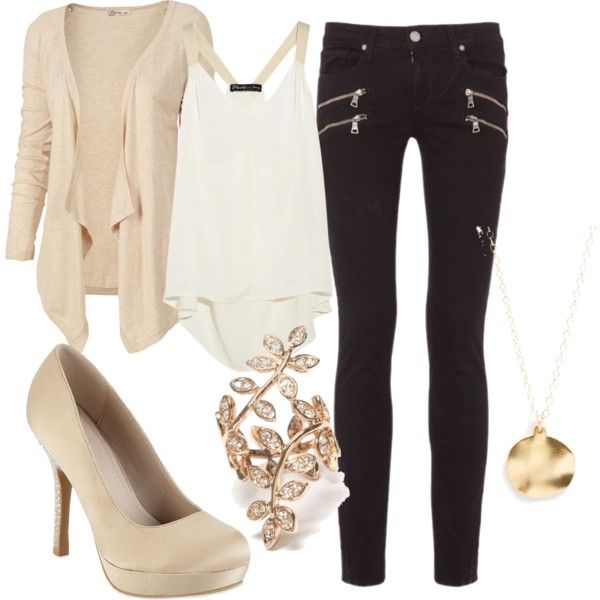 """""""Casual outfit"""" by missbao on Polyvore 