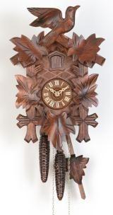 Relógio de Cuco<br>5 folhas, pássaro