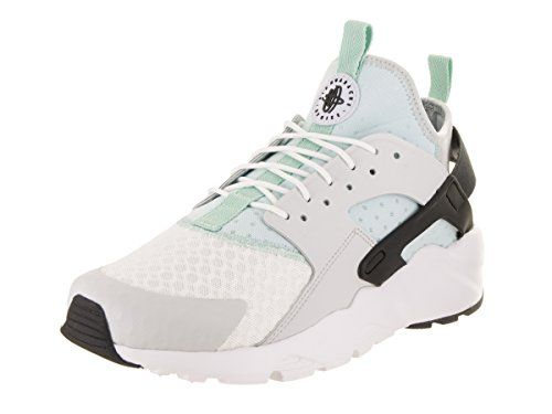 on sale 6dc83 8b4b0 NIKE Mens Huarache Run Ultra Running Shoes Pure PlatinumBlackIgloo  819685006 Size 115   Visit the image link more details. (This is an  affiliate link)   ...