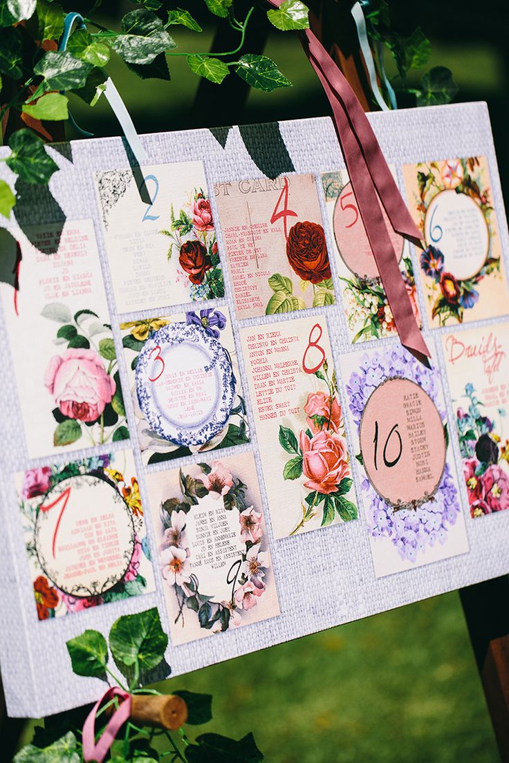 Vintage Floral Wedding by Cari Photography   SouthBound Bride