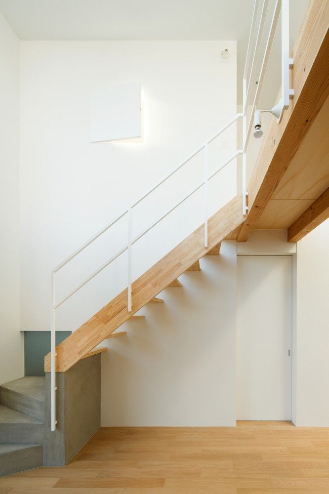 "House in Utsunomiya2 by Soeda and associates Architects ""Tochigi, Tochigi Prefecture, Japan"" 2012"