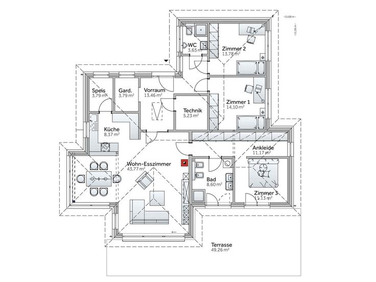 die 25 besten ideen zu luxus fertighaus auf pinterest luxus traumh user h user und fertigh user. Black Bedroom Furniture Sets. Home Design Ideas