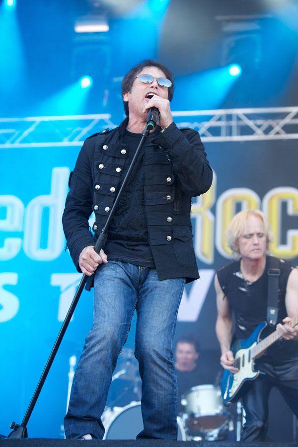 Jimi Jamison: Lead Singer Of Survivor Dead At 63