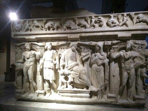 İstanbul Arkeoloji Muzesi
