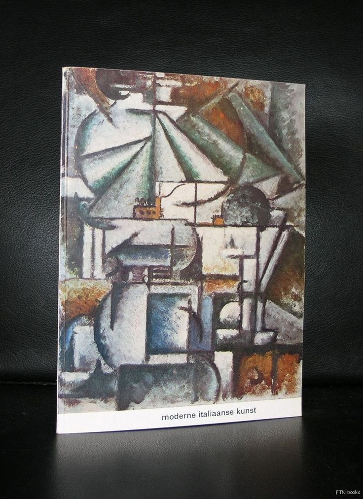 Stedelijk #MODERNE ITALIAANSE KUNST#Sandberg , 1960, nm