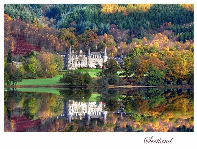 Tourism Adventure: Scotland Landscape | SCOTLAND/ EVEN ...