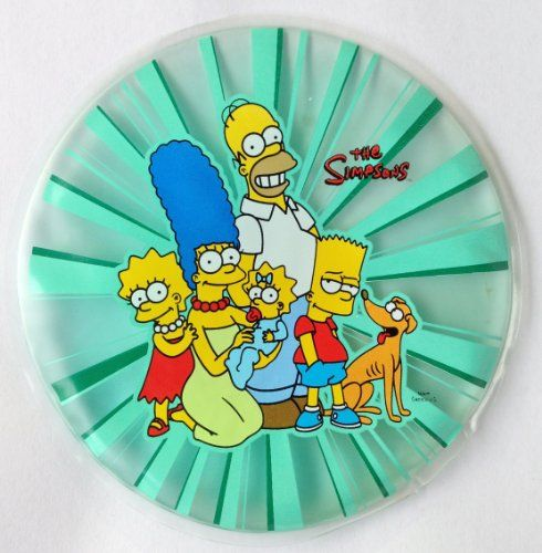 The Simpsons Family Lunchbox Ice Cold Pack (4 1/2 Wide) @ niftywarehouse.com #NiftyWarehouse #TV #Shows #TheSimpsons #Simpsons