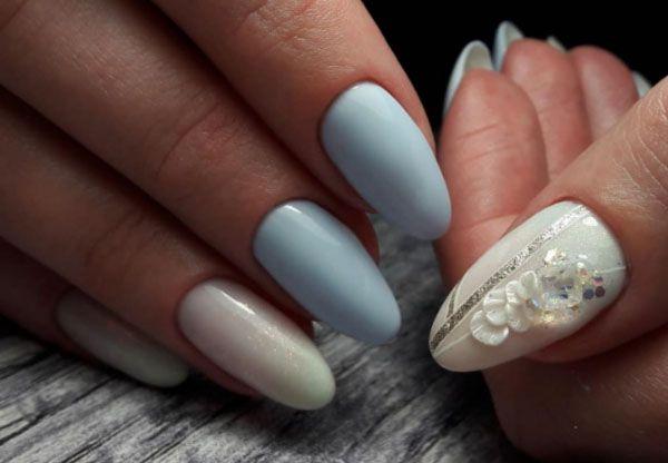 Blue Nails Design Trends Looks Ideas Blue Nail Designs Nail Jewels Nail Designs