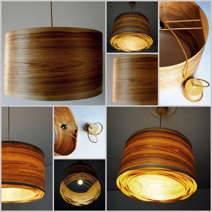 Spiral Olive #handmade #woodlamps #pendantlight #woodenlights #woodwork #veneer #veneerlight Φωτιστικό οροφής από καπλαμά zapatero και ξύλο πεύκου. Διαθέτει μεταλλικό ντουί και υφασμάτινο καλώδιο. Διαστάσεις: διάμετρος καπέλου 50 εκ., ύψος καπέλου 30 εκ. Ceiling light, made of zapatero veneer and pinewood. Comes with fabric power cable and metal lamp holder. Dimensions: Diameter 50 cm, Height 30 cm