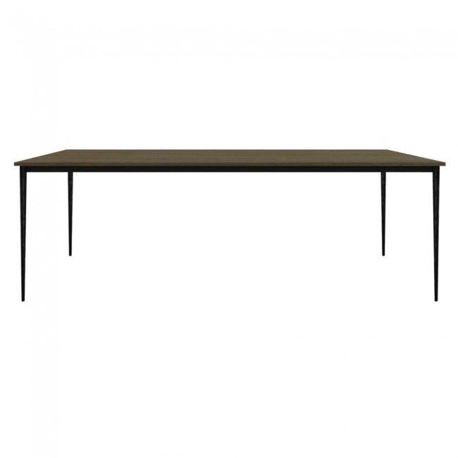 Ethnicraft Oak Giacometti Rectangular Dining Table