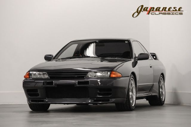All Cars NZ: 1990 Nissan Skyline GT-R R32 for sale in USA at Ja...
