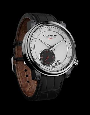 Chopard L.U.C 8HF: relojería mecánica de alta frecuencia.