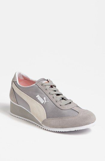 PUMA 'Caroline' Wedge Sneaker (Women) available at #Nordstrom - size 6 1/2 any color