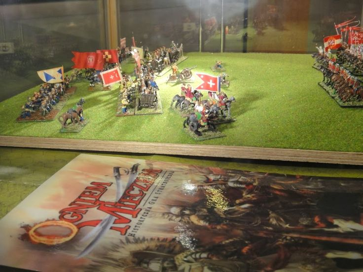 #Ogniem i Mieczem - miniatures & #wargame #miniatures painting #table top
