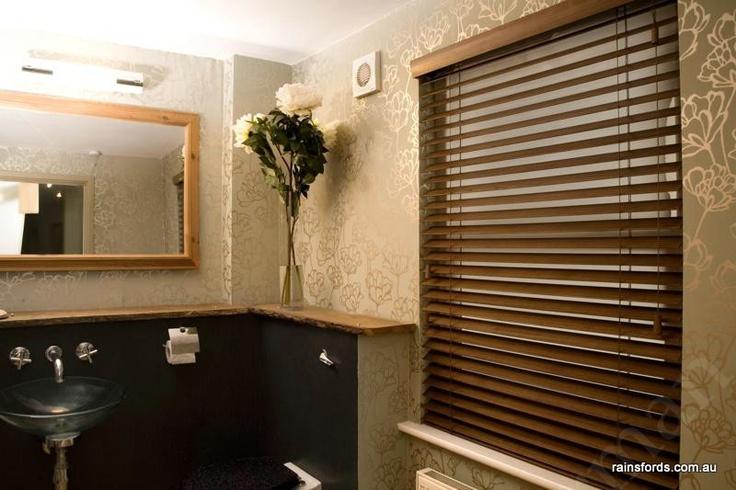 Timber venetian blinds Adelaide
