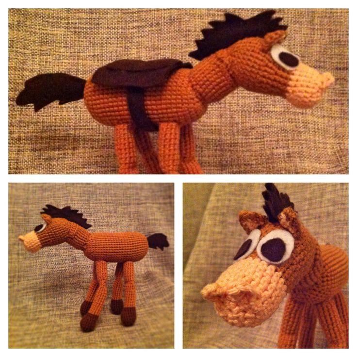 Tiro al blanco terminado! #crochet #amigurumi