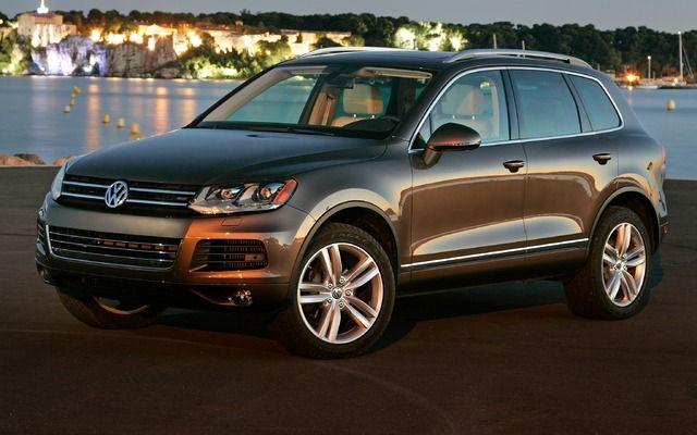 Volkswagen Touareg 2014 - Essais, nouvelles, actualités, photos, vidéos et fonds d'écran - Le Guide de l'Auto