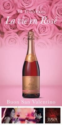 San Valentino con la Malvasia Rosè Bava - News Bava