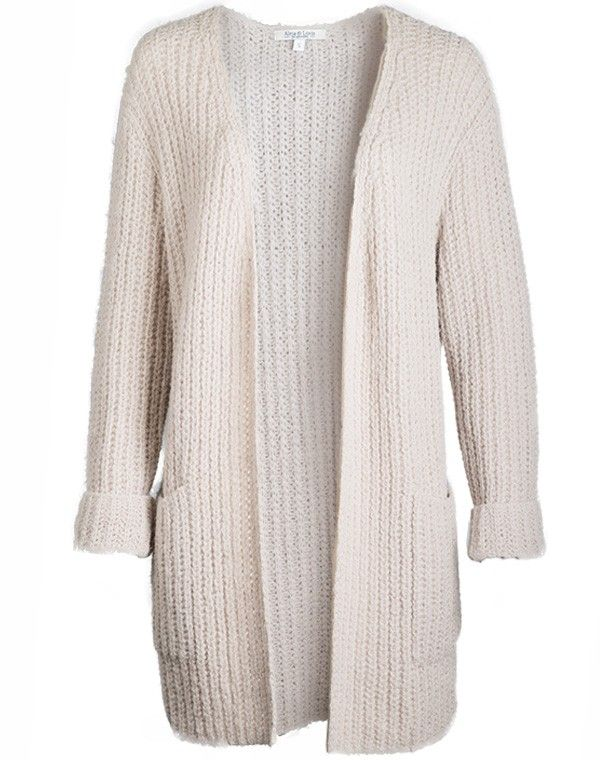 Light Coat taupe Kollektion Damen Jacken-Mäntel   (Grüne Mode, eco fashion, ethical fashion, fair fashion)