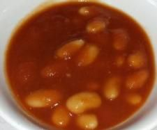 """Thermie """"baked"""" beans 