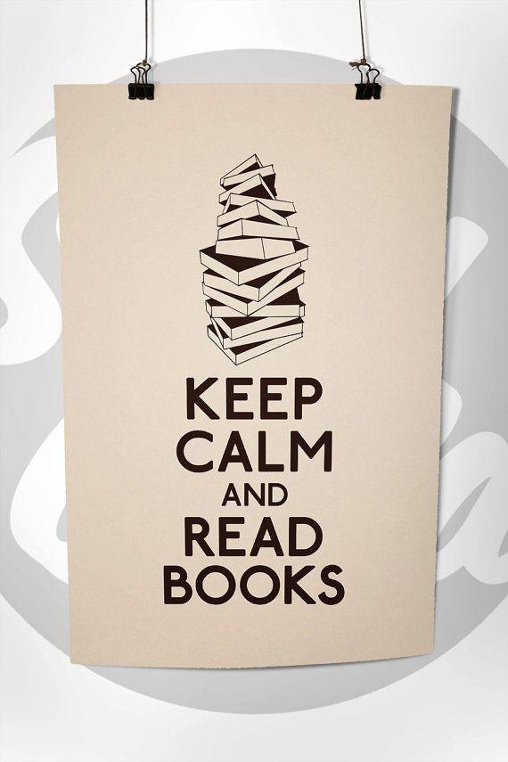 Read, read, read!