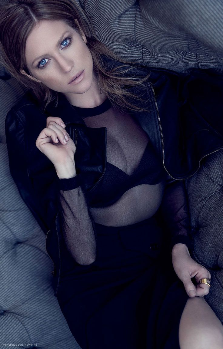 Brittany Snow by Rene & Radka for Vegas Magazine • 2015