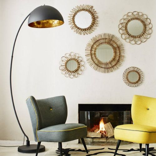 10 Mid-Century Modern Black Floor Lamps - Home Design Ideas #interiordesign #lighting See more at: http://www.homedesignideas.eu/mid-century-modern-black-floor-lamps/