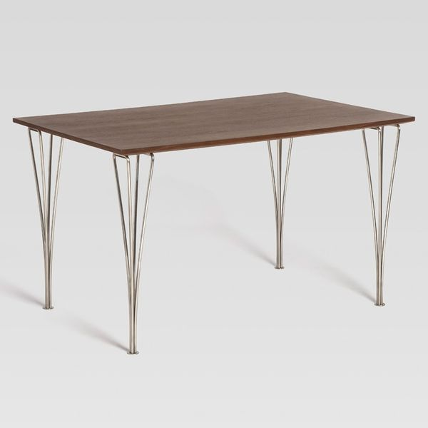 Bruno Mathsson Super Rectangle Dining Table