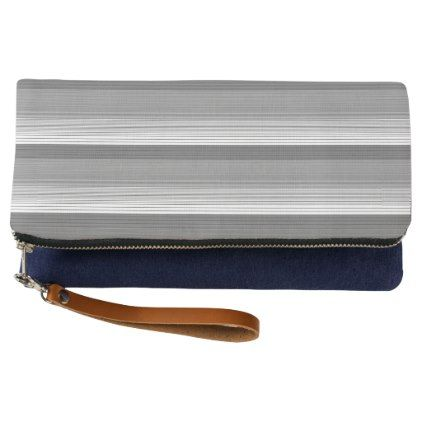 staggered stripe clutch bag - pink gifts style ideas cyo unique