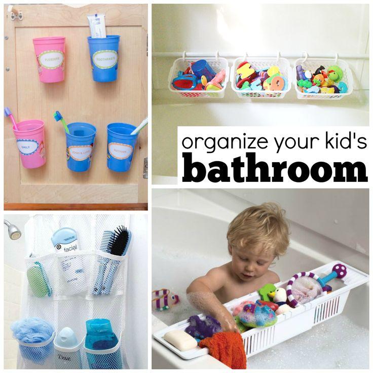 Kitchen Organization For Baby Stuff: Brilliant Ways To Organize Your Kids' Stuff