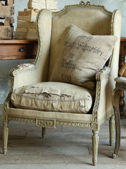 17 Best Images About Bare Naked Chairs On Pinterest Burlap Chair Armchairs And Shabby Chic Chairs