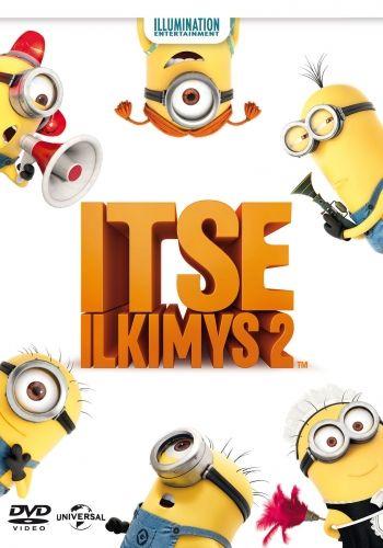 Itse Ilkimys 2 DVD 9,95€