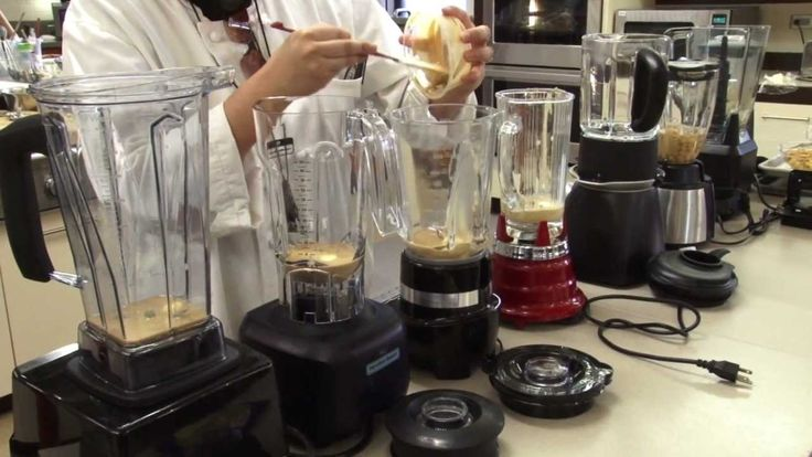 Are you ready to invest in a more durable blender for smoothies and soups? Check out this video from America's Test Kitchen. (Here's their latest list of recommendations: http://www.cooksillustrated.com/equipment_reviews/1383-blenders )