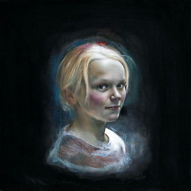 Untitled #1283 Louise Hearman 2009
