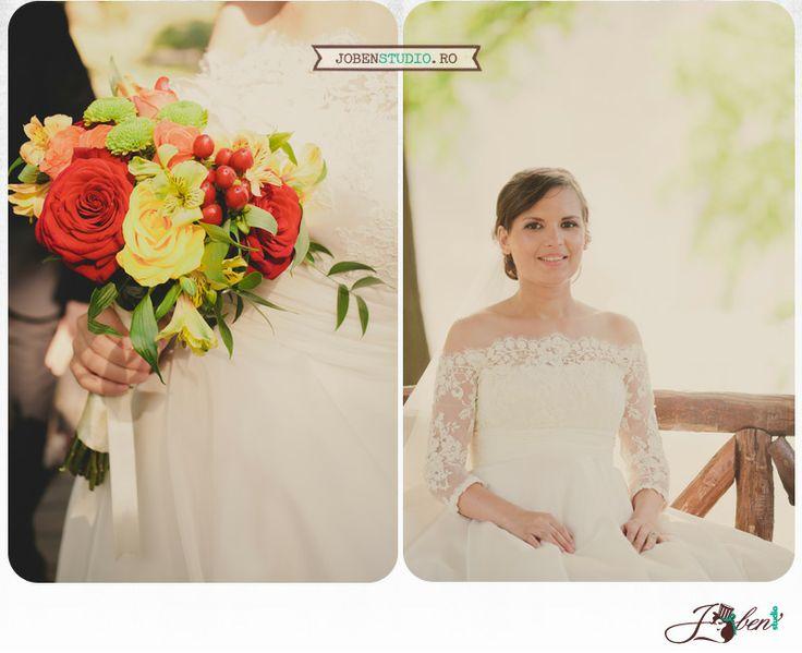 Fotoreportaj de nunta // Andra si Ovidiu // Craiova // Romania   Joben Studio-Fotoreportaj de nunta. Povesti intense cu 1 dram de magie