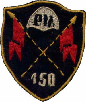 Companhia de Caçadores 150 Angola