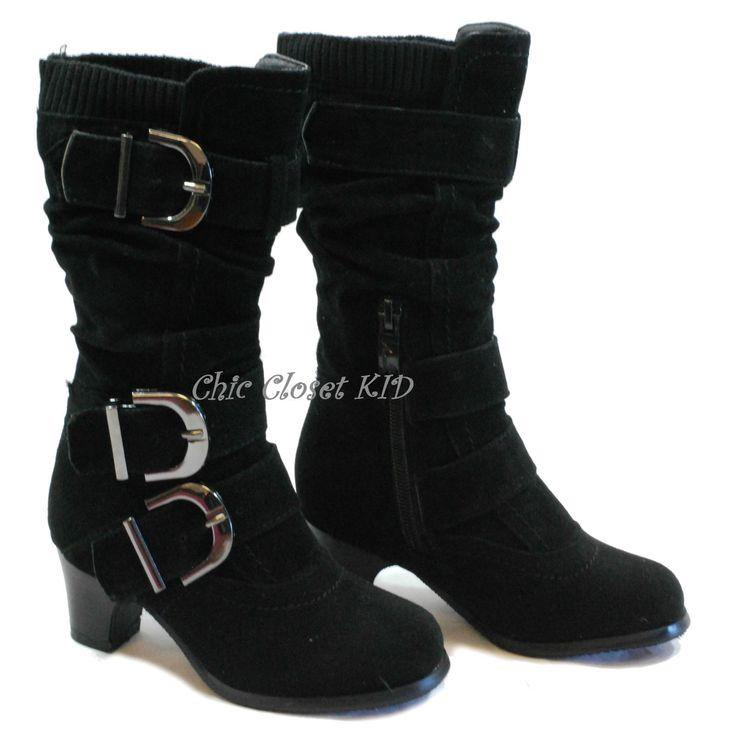 girls size 12 boots - Sizing