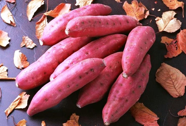 ** Kumara (sweet potato) ** Nutrients: calcium, magnesium, potassium, folic acid, vitamin C, vitamin E, phosphorus, beta-carotene. Beneficial properties: easily digested, extremely nutritious, reduces inflammation in the digestive tract, has antiulcer action, binds heavy metals and removes them from the body.