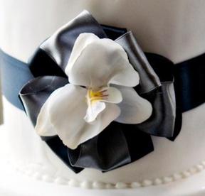 Black & Silver Wedding