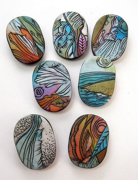 Cheerful stones – 18 pictures   PicturesCrafts.com